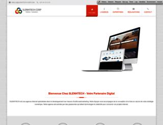 slenhtech-corp.com screenshot