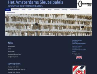 sleutelpaleis.nl screenshot
