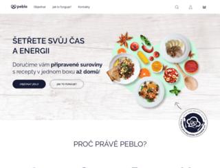 slevenky.cz screenshot