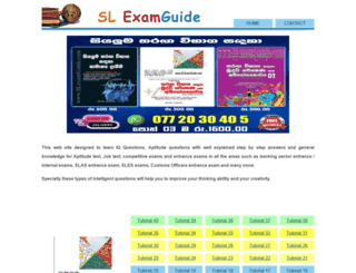 slexamguide.com screenshot