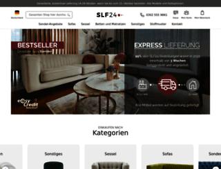 slf24.de screenshot