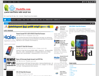 slflashfile.com screenshot