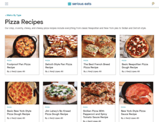 slice.seriouseats.com screenshot