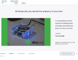 slicecase.com screenshot