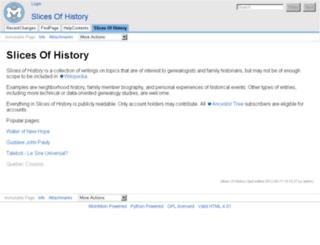 slicewiki.ancestortree.net screenshot