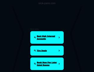 slick-paris.com screenshot