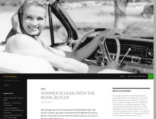 slickmummy.com screenshot