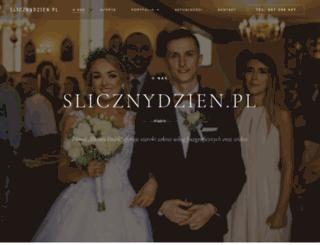 slicznydzien.pl screenshot