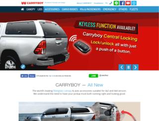 slidebar.carryboy.com screenshot