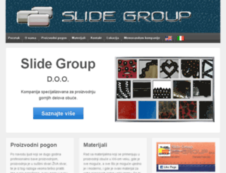 slidegroup.rs screenshot