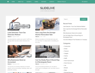 slidelive.com screenshot