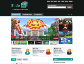 slideme.com screenshot