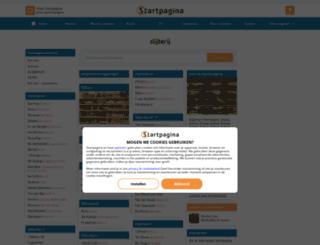 slijterij.startpagina.nl screenshot