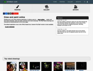 slimber.com screenshot
