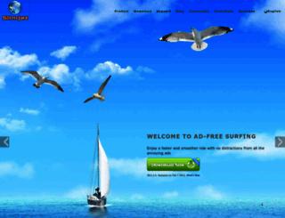 slimboat.com screenshot