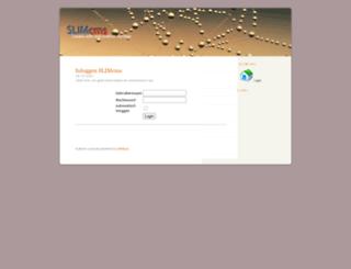 slimcms.nl screenshot