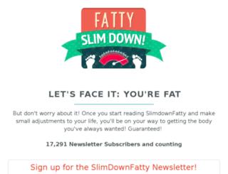 slimdownfatty.com screenshot
