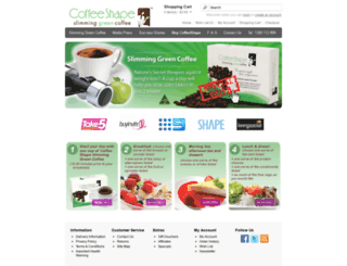 slimminggreencoffee.com.au screenshot