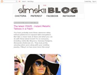 slimskii.com screenshot