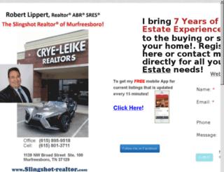 slingshot-realtor.com screenshot
