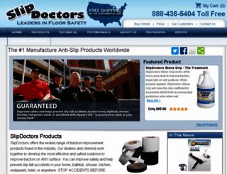 slipdoctors.foxycart.com screenshot