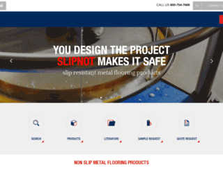 slipnot.com screenshot