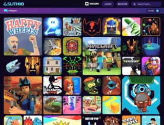 slithio.net screenshot