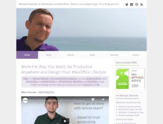 sliwinski.com screenshot