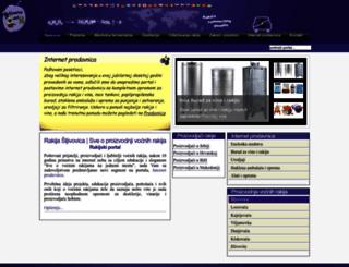 sljivovica.net screenshot