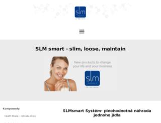 slmsmart.cz screenshot
