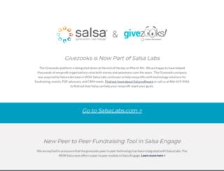 sloclassicalacademy.givezooks.com screenshot