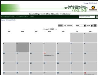 slocoe.k12oms.org screenshot