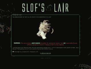 slofslair.co.uk screenshot