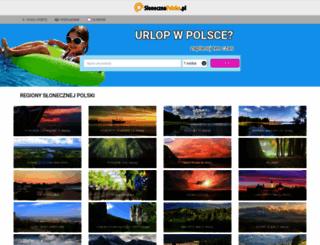 slonecznapolska.pl screenshot
