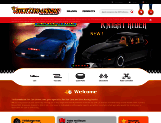 slotcar-union.com screenshot