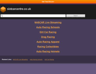 slotcarcentre.co.uk screenshot