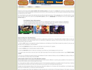 slotmachines247.com screenshot
