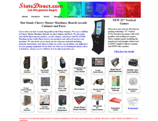 slotsdirect.com screenshot