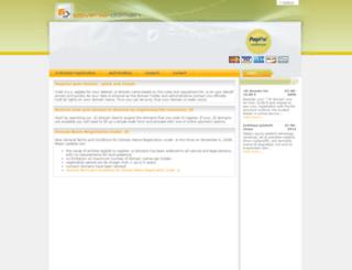slovenia-domain.com screenshot