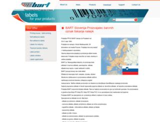 slovenia.ppuhbart.com screenshot