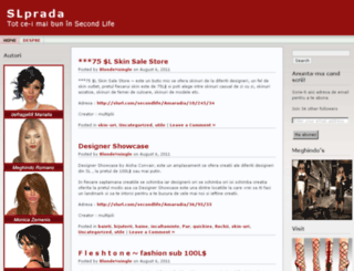 slprada.wordpress.com screenshot