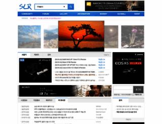 slrclub.com screenshot