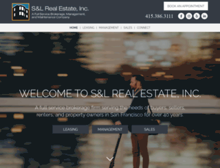 slrealty-sf.com screenshot
