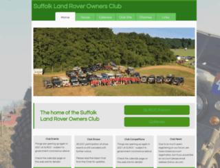 slroc.uk.com screenshot