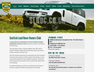 slroc2.co.uk screenshot