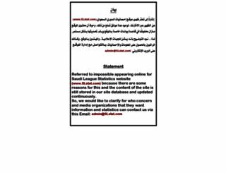 slstat.com screenshot