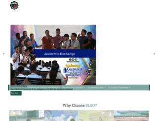 slsu.edu.ph screenshot