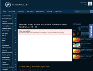 sltune.com screenshot