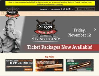 sluggergifts.com screenshot