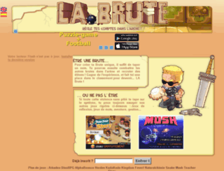 slugsoog.labrute.fr screenshot